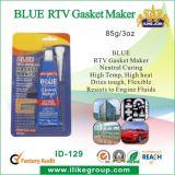 Marcador azul da gaxeta do silicone de 85g RTV