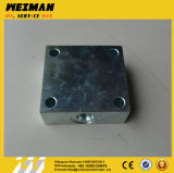 El cargador de la rueda de la marca de fábrica LG956 de Sdlg parte la válvula 29180007862 del asiento de válvula/electromagnética