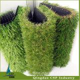 Gras van het Gras van de Leverancier van China het Gouden Synthetische, het Modelleren Kunstmatig Gras voor Tuin