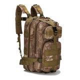Im Freien kletternder kampierender Geräten-Paket-Tarnung-Rucksack/im Freienrucksack-Rucksack-Ausflug Kamerad 3p