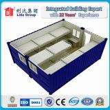 安いプレハブの容器の家中国製