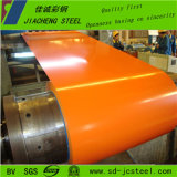 JIS G3312 galvanizou a bobina de aço de PPGI