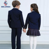 A farda da escola a mais atrasada Designs de blazeres de Cheap Uniform