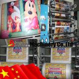 Máquina de impressão tecida dos sacos por Indústria Zona