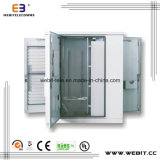 Fiber와 Cabling System (WB-OD-B)를 위한 IP55 Outdoor Cabinet