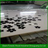 Alto comitato UV limitato lucido del MDF del MDF Board/UV del MDF Sheet/UV