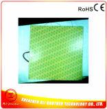 Termistor 100k do calefator 24V 500W 600*600*1.5mm 3m da impressora do silicone 3D