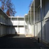 Bâtiment modulaire préfabriqué pour résidence