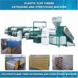 Zeichnungs-Maschineneinheit der flachen Plastikfaser
