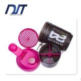 Das drei Schicht-Protein-Puder-Erschütterung-Cup Sports das freie Cup BPA