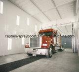 Grande cabina di spruzzo automatica industriale della strumentazione del rivestimento