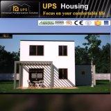 Constructions préfabriquées en acier chaudes ignifuges de Chambre du niveau A1 Galavnized