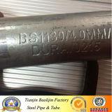 50*50*1.5mm Galvanized Pipe per la Corea Market