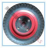 14 Zoll-fester Gummirad-Dreiradreifen mit Reichweite-Bescheinigung