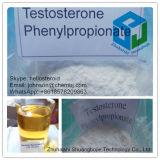 De 99% da pureza elevada da testosterona de Phenylpropionate edifício 1255-49-8 de corpo