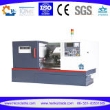 Máquina horizontal do torno do banco do CNC do chinês novo de Ck80L