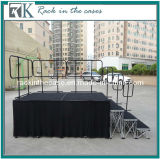 Rk Aluminum Portable Smart Stages para Concert Stage