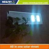 60W LED integrierte alle in einem Solarstraßenlaternemit Cer