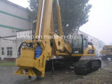 Machine de base initiale de construction de CAT TR280D pour des hards rock