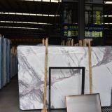 Плитка пола сляба хорошего сбывания белая мраморный естественная каменная