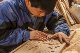 Porte en bois intérieure de bonne qualité (DS-6024)