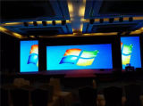 P6 임대 실내 LED 스크린 발광 다이오드 표시