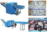 HCotton 슈레더 기계, 기계, 직물 절단기, 폐기물 금속 슈레더, andbag (JTB349)를 재생하는 섬유