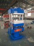 Presse hydraulique de chaussure de semelles de machine en caoutchouc de presse