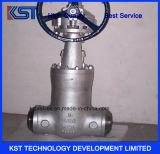 Válvulas de porta de alta pressão do selo