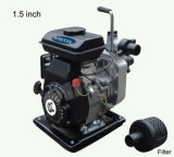 4 Stroke Gasoline Clear Water Pump for Industrial Equipment