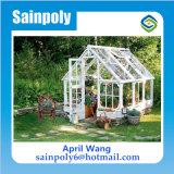 Das preiswerteste Glasgarten-Gewächshaus für Blume