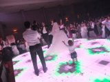 Diodo emissor de luz Charming Dance Floor do casamento 2014