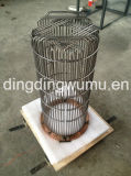 Выкованное Pure Tungsten Rod для Vacuum Furnace