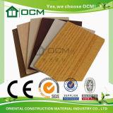 Tarjeta laminada HPL decorativa del óxido de magnesio de los paneles