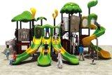 Venta caliente Jungle Style Zona de juegos al aire libre para la Infancia (KQ20006A)