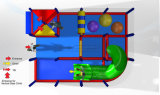 Beifall Amusement Kids Indoor Soft Playground Equipment 20130408-014-M-1