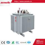 12kv a 440V 60Hz transformador inmerso en aceite de la distribución de potencia de 3 fases