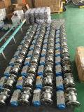 API-pneumatisches Stahlkugelventil