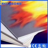 A2 y B1 el panel compuesto de aluminio estándar incombustible ACP para el revestimiento externo