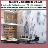 Камень стены высокого качества пасмурный серый мраморный