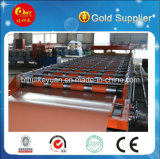 Telhado e Wall Panel Galvanized Roll Forming Machine