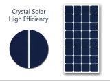 Sunpower heißer flexibler Sonnenkollektor der hohen Leistungsfähigkeits-2017 des Verkaufs-100W halb