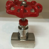 ガスは高圧Pn400/6000psiの針弁を造った