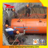 tubo de suelo suave de 1650m m que alza con el gato la máquina