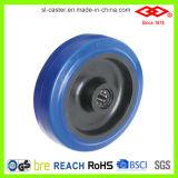 파란 고무 스테인리스 피마자 (P104-23D080X32)