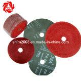 De schurende Schijf van de Vezel voor het Roestvrij staal van het Metaal (verdeler VSM)