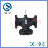 Valvola di zona/Spaccare-Tipo valvole motorizzate per condizionamento d'aria (VD3615-125)