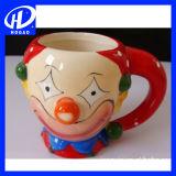 presente de aniversário bonito cerâmico animal creativo do copo de chá da caneca de café da caneca dos desenhos animados 3D