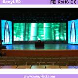 Parede video do diodo emissor de luz P2.976 para o fundo de estágio móvel ao ar livre interno