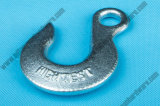 H-324 Galvanisé Drop Forged Eye Slip Hook
